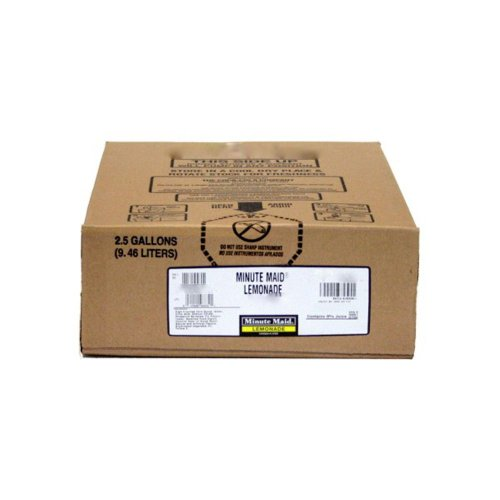 Syrup 2.5 Gallon Bag in Box BIB ()