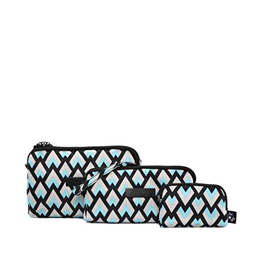 Infant Ju-Ju-Be 'Be Set - Onyx Collection' Top Zip Cases - B
