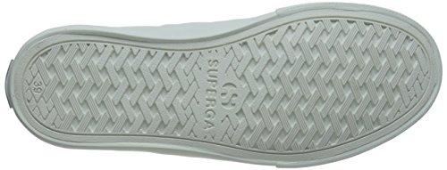 Superga Donna 2311 Quiltedpuw Fashion Sneaker Bianca