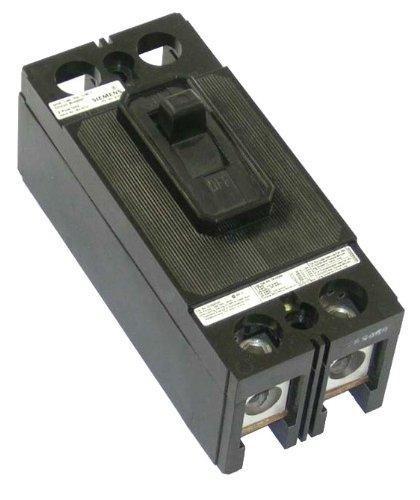HI Siemens QJ22B125L 125-Amp Double Pole 240-Volt 10KIAC Breaker Siemens