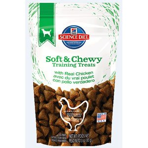 Hill's Science Diet Soft & Chewy Training Treats with Real C