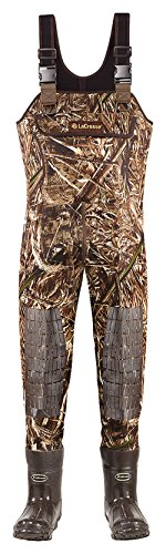 insulated hunting waders - 1