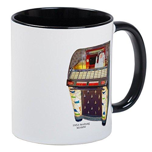 Price comparison product image CafePress - Seeburg M100W Jukebox - Unique Coffee Mug,  Coffee Cup