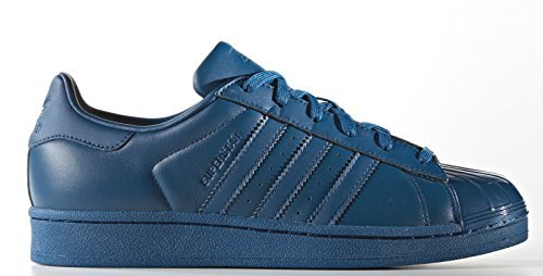 new styles aa630 8b7cf Adidas Superstar Glossy Toe Women Navy S76723 (7)