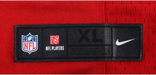 43177fe8fa1 J.J. Watt Houston Texans Autographed Nike Limited Red Jersey - Fanatics  Authentic Certified - Autographed NFL
