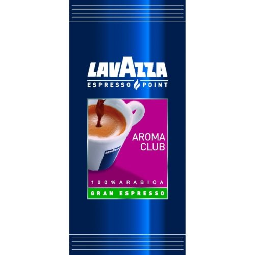 Espresso Point Cartridges Aroma Club 100% Arabica Blend 625g (0.25 Ounce Pods)