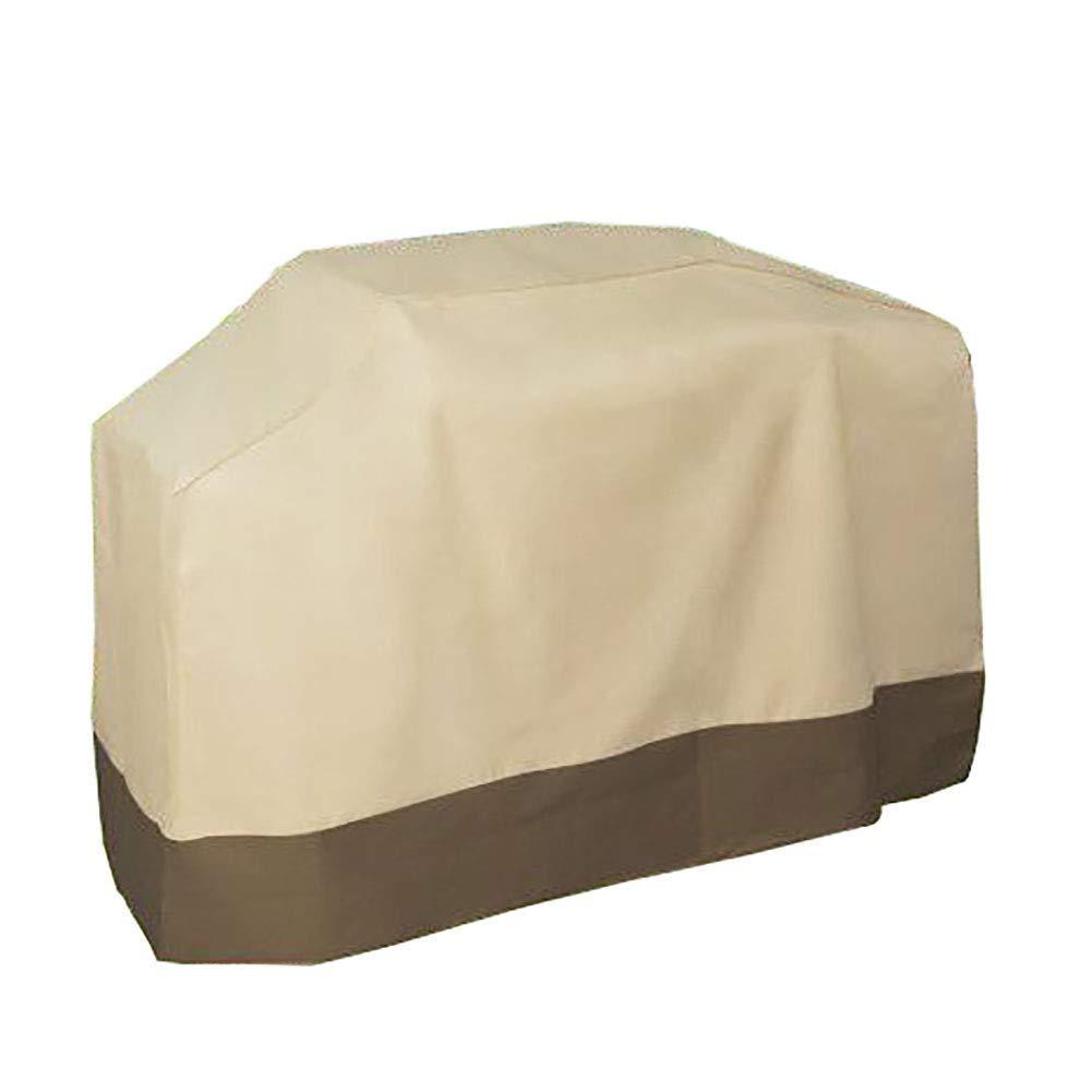 NEVY ファニチャーカバー ガーデン家具カバー 長方形 テーブルとチェア保護カバー 防水 アウトドア パティオセットカバー 、5ピース (Size : 190x71x117cm) B07TDCBB3B  190x71x117cm