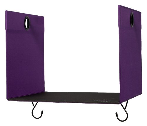 Locker Shelf Extender, Purple