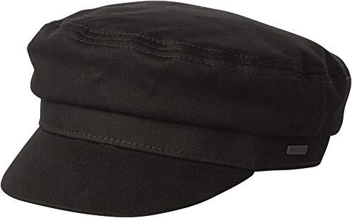 RVCA Junior's Baker BOY HAT, Black One Size