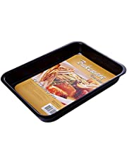 "My Way BKR10 Roasting Pan, 10"",Black"