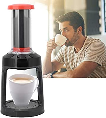GOTOTO Máquina de café Manual portátil para casa, Oficina, Viaje, Camping, Senderismo: Amazon.es: Hogar
