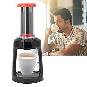 Cafetera a Presión Manual Cafetera de Cápsulas Máquina de ...