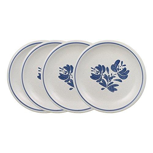 Pfaltzgraff Yorktowne Luncheon Plate (8-5/8-Inch, Set of 4)