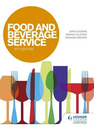 food and beverage service - 1