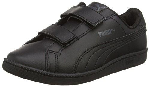 Puma Psmashfunlvpsf6, Zapatillas, Unisex Niños Negro (Puma Black 05Puma Black 05)