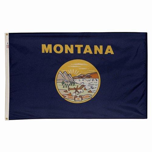 Montana State Flags (6x10 Montana) by EHT Flags
