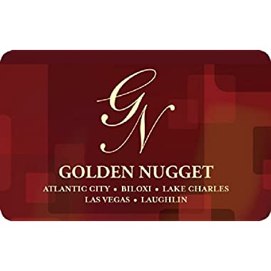 Golden Nugget $100 Gift Card