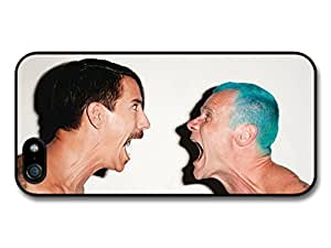 Red Hot Chili Peppers Rock Band RHCP Anthony Kiedis and Flea case for iPhone 5 5S A4376