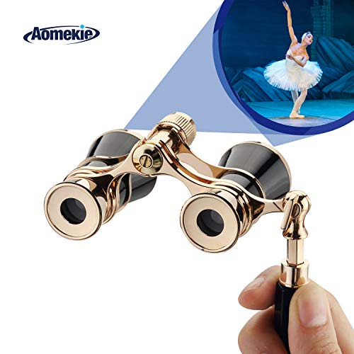 Aomekie Opera Glasses Binoculars