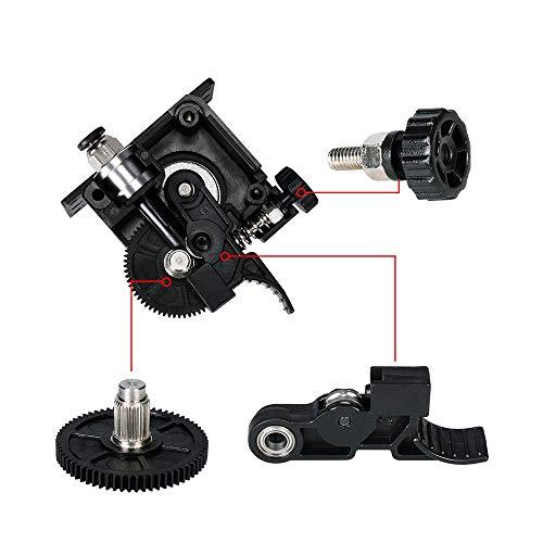 Redrex Assembled Upgrading Extruder Kits with NEMA 17 Stepper Motor for I3  Mega 3D Printer
