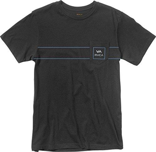 rvca-mens-va-all-the-way-2-color-pocket-tee-black-large