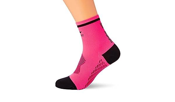 Sportlast Pro Calcetines de compresión, Coral/Negro, M: Amazon.es: Deportes y aire libre