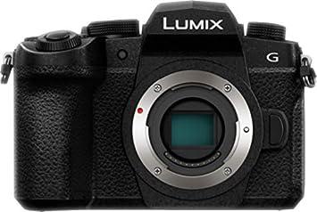 réel classé ramasser dernière collection Panasonic Lumix DC-G90 Appareil photo numérique