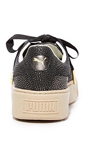 Puma Puma36491303 Plateau Black puma Donna Lusso Black Donna zzUr7