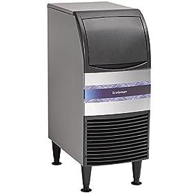 Scotsman CU0715MA Essential Series Ice Maker, Air Condenser, 80 lb. Production