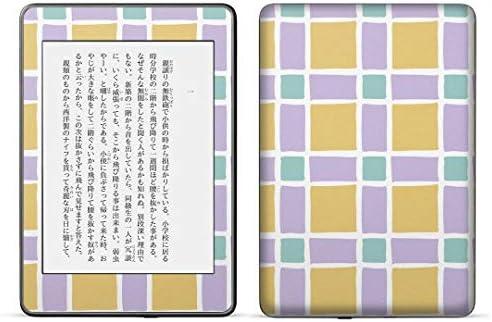 igsticker kindle paperwhite 第4世代 専用スキンシール キンドル ペーパーホワイト タブレット 電子書籍 裏表2枚セット カバー 保護 フィルム ステッカー 050498