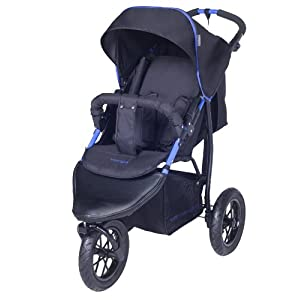 Knorr-baby, passeggino Joggy S Happy Colour con parasole 15 spesavip