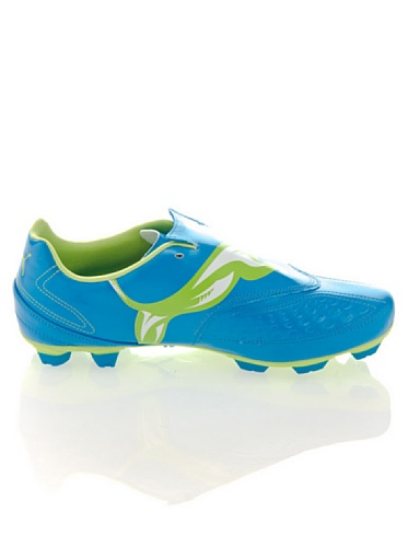 adulte Puma PWR 3 Football FG 12 Bleu mixte Sq61HqYcn