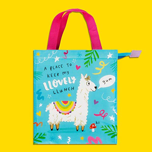 or Tote The Snack Llunch News Happy Bag Llovely nTWEt