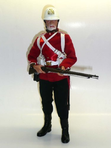1  6 scale zulu war sergeant jones british 24th regiment of