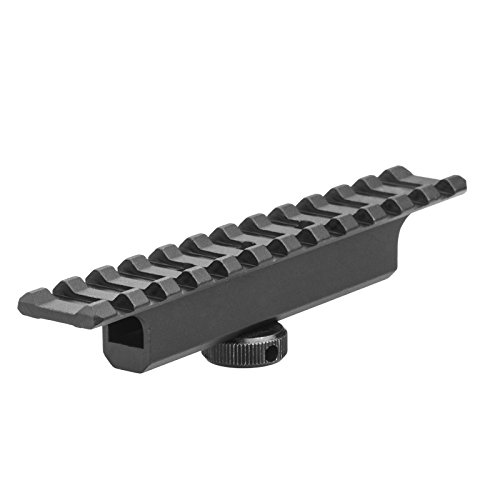 Lion Gears Tactical See-Thru 3-Position Adjustable Mount for Carry Handle - Mount Carry Handle Rail