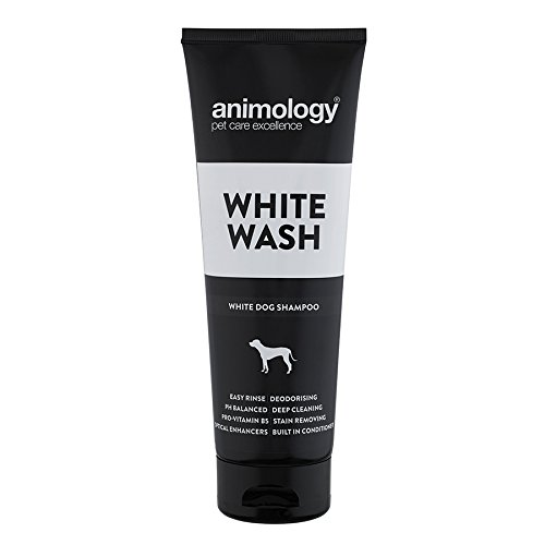 Animology White Wash White Dog Shampoo 250ml