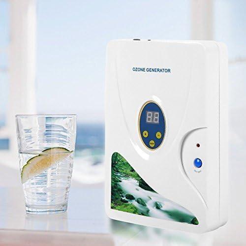 Express Panda® aire agua purificador desinfección del ozono O3 generador función máquina: Amazon.es: Hogar