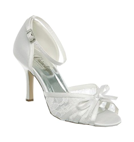 Dymastyle White or Ivory Shoes For Woman  Dco29cn3M