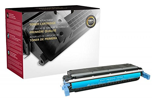 Inksters Remanufactured Toner Cartridge Replacement for HP C9731A (HP 645A) - Cyan