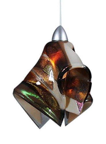 - Meyda Tiffany 105971 Metro Fusion Marina Handkerchief Mini Pendant, 8
