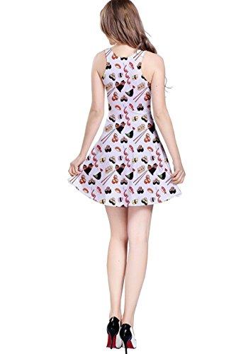 CowCow - Vestido - para mujer blanco