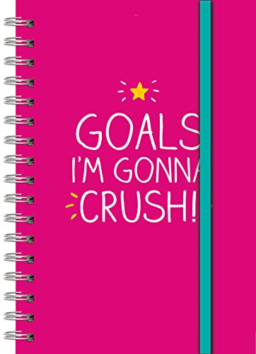 Happy Jackson 8111003 Weekly Planner, 7.625 x 9.25 by Happy Jackson