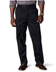 Dockers Men's Signature Khaki  Classic Fit Flat Front Pant