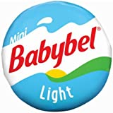 Mini Babybel Light Cheese, 0.75 Ounce -- 30 per case.
