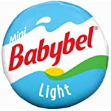 Mini Babybel Light Cheese, 0.75 Ounce - 30 per case.