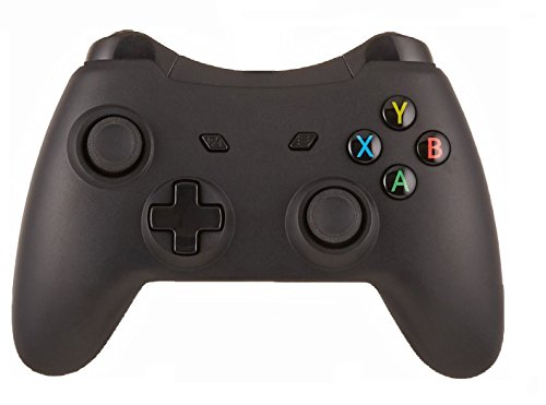 Black KPLN Wireless Controller For Pc Computer Xbox (Has 3.5 Mm Jack)
