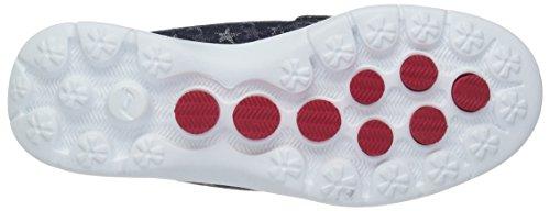 Skechers 14420 5 de Talla Sintético Azul Mujer 35 Náuticos Color ppqxdAHrw