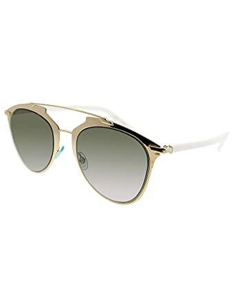 Gafas de Sol Dior DIOR REFLECTED ROSE GOLD WHITE/GREY BROWN ...