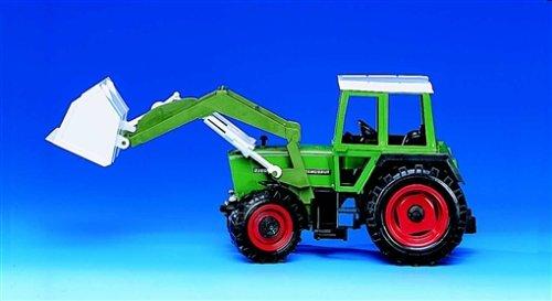 Bruder 02261 traktor fendt mit frontlader 36 cm: amazon.de: spielzeug