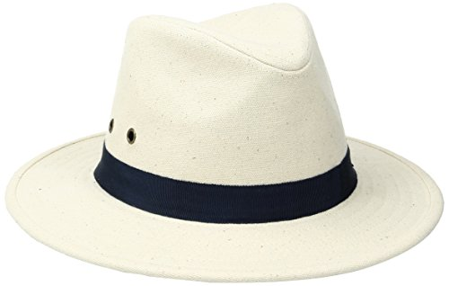 ale-by-alessandra-womens-skyler-adjustable-canvas-fedora-hat-with-upf-50-natural-navy-one-size